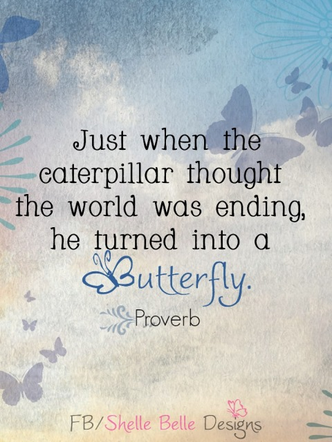 Change | Butterfly | Quotes